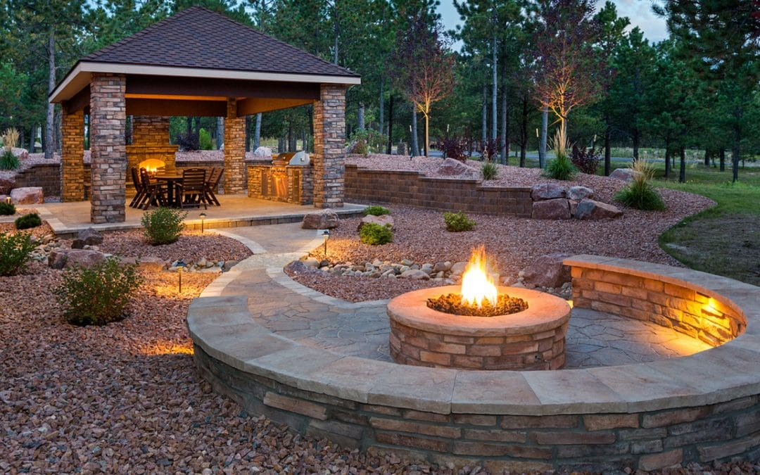 4 Great Outdoor Landscaping Ideas
