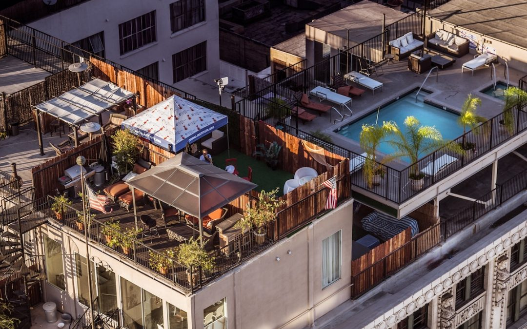 5 Rooftop Garden Design Ideas and Tips