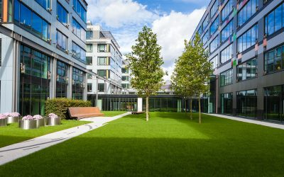 4 Key Elements for Good Commercial Landscaping Ideas