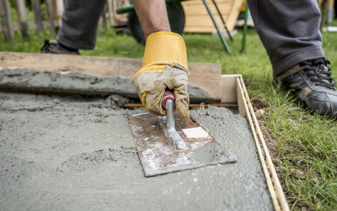 5 TIPS FOR POURING THE PERFECT CONCRETE DRIVEWAY